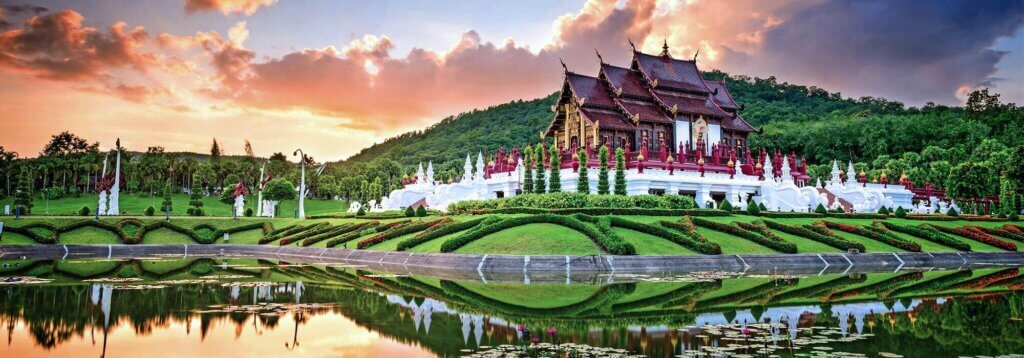 Hie off to Northern Thailand for Chiang Mai amazing temples and elephant sanctuaries